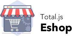 Total.js E-shop